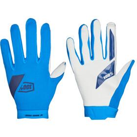 100% Ridecamp Handschuhe Damen blau
